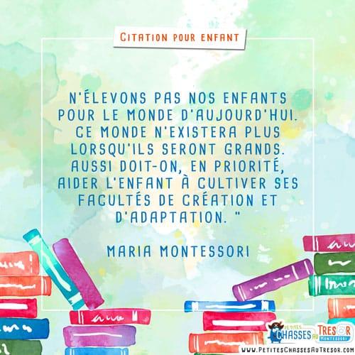27 Citations Pour Enfant A Repeter Chaque Jour