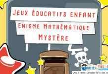 Jeux éducatif pour enfants