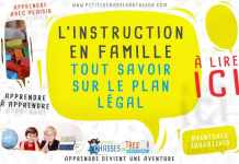 Faire l'instruction en famille