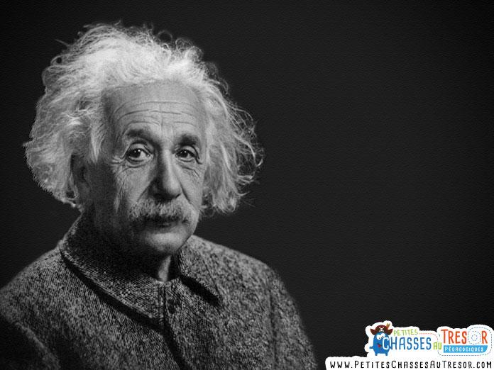 Les enfants précoces comme Albert Einstein