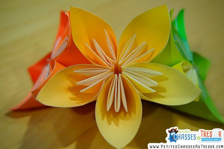 L'origami est un moyen amusant d'expliquer les concepts de la physique