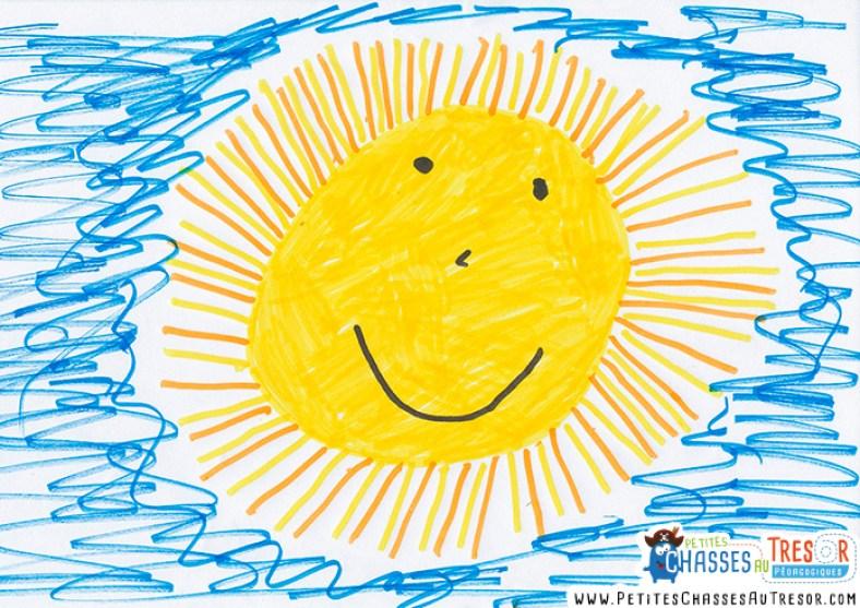 Les dessins d'enfants grâce aux objets représentés