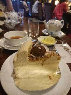 Chestnut cake!