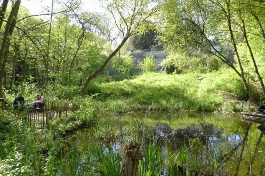 jardin naturel pierre emmanuel parc