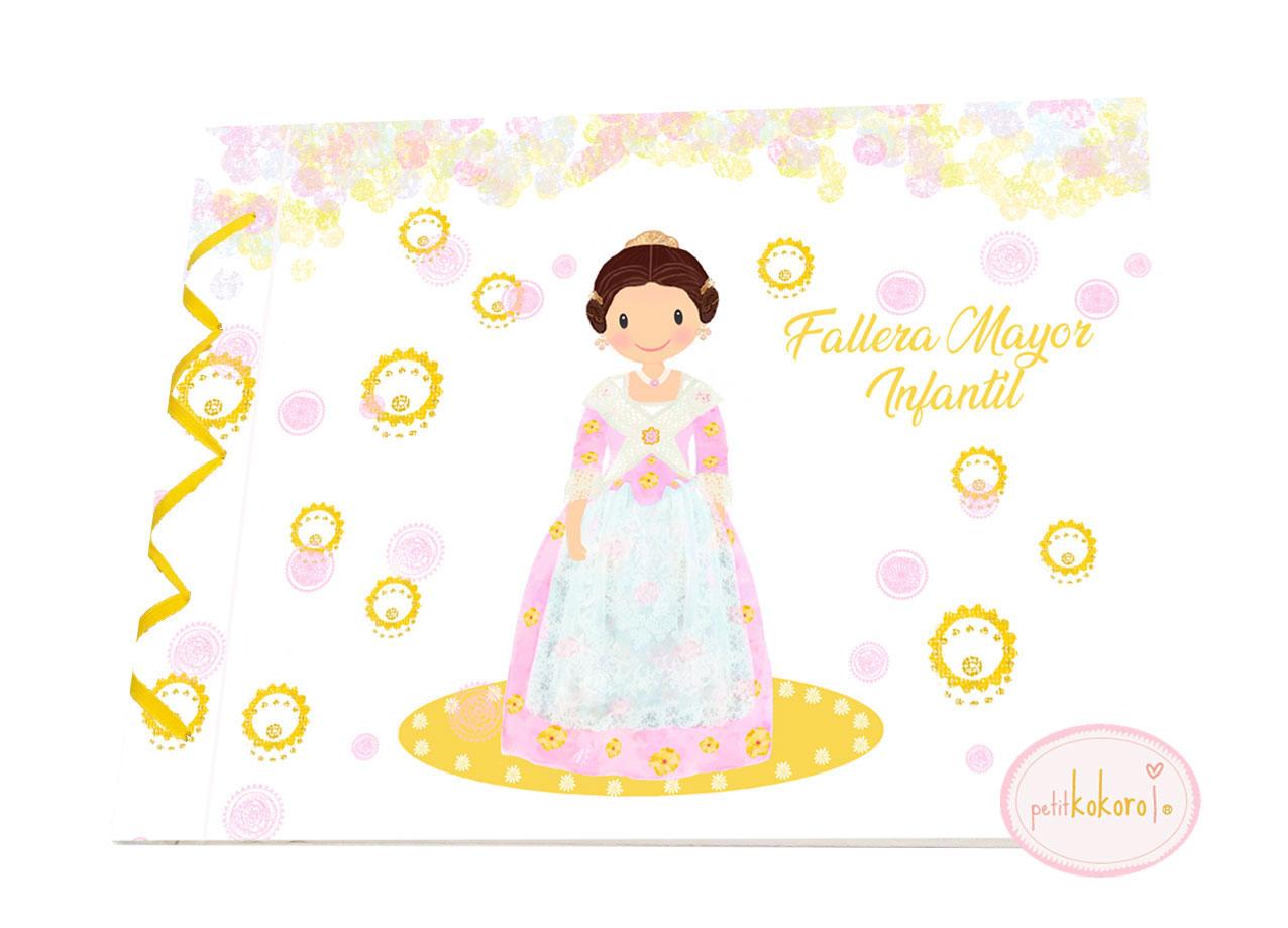 Álbum Fallera Mayor Infantil Petitkokoro