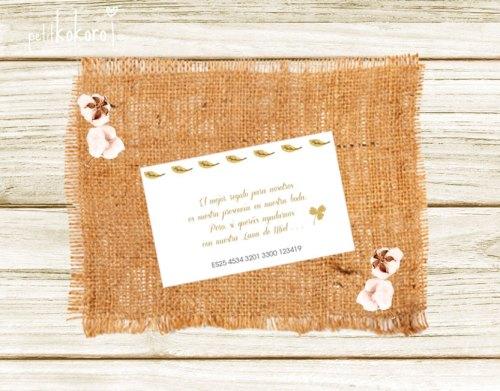 Tarjeta-número-cuenta-boda-modelo-Autumns-Petitkokoro