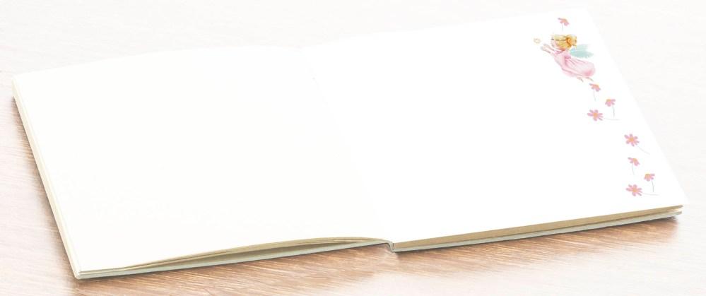 hoja álbum comunión libro firmas personalizado niña petitkokoro 10