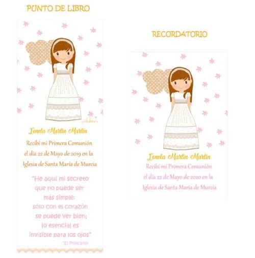 punto-de-libro-y-recordatorio-comunion-niña-modelo-Ionela