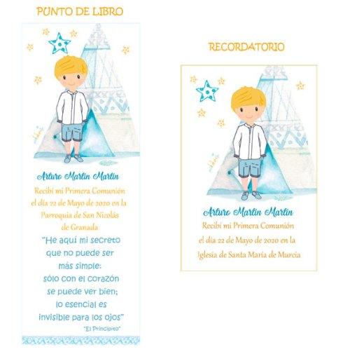 punto-de-libro-y-recordatorio-comunion-niño-modelo-Arturo