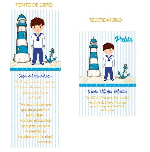 punto-de-libro-y-recordatorio-comunion-niño-modelo-Pablo Petitkokoro