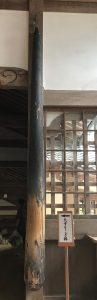 永平寺のすりこ木棒