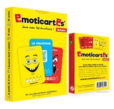 jeu des émotions cartes