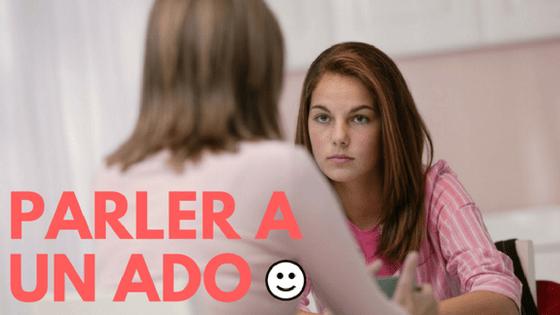 Comment bien communiquer et parler avec son ado (sans crier)
