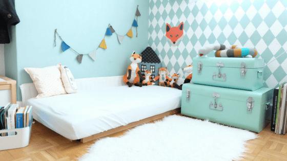 Créer une chambre Montessori : 7 critères de réussite !