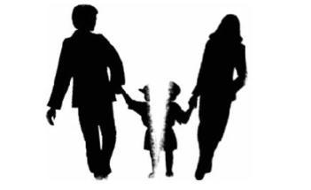 divorce des parents