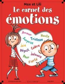 livres émotions des enfants
