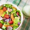 デパ地下で総菜を買いました。しかしここは資産運用視点で、「RF1のサラダ」最高だ!!