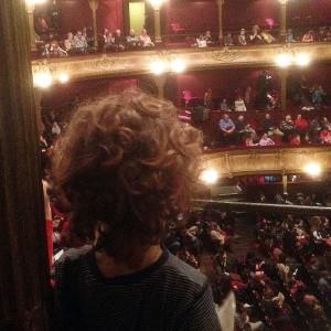 Enfant au concert