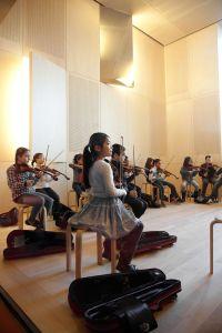 Cité de la Musique - Atelier Quatuor à cordes - 16 décembre 2013