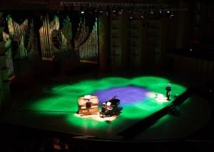Pierre et le loup pour orgue et piano