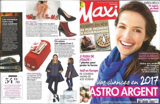 Maximagazine, presse, chaussurefemmepetitepointure