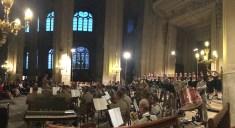 Concert avec la Légion Étrangère en l'Eglise St Eustache le samedi 09 mai 2015