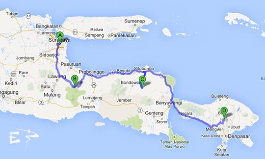 Circuit de 5 jours en Indonésie avec enfant