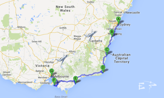 Circuit de 8 jours en Australie avec enfant