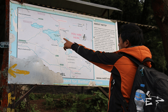 Népal avec enfants