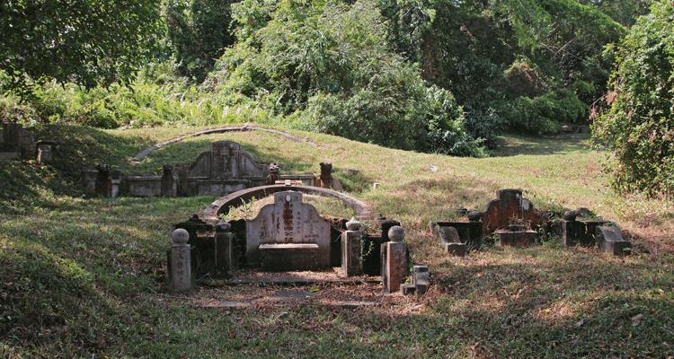 cimetière de Bukit Brown
