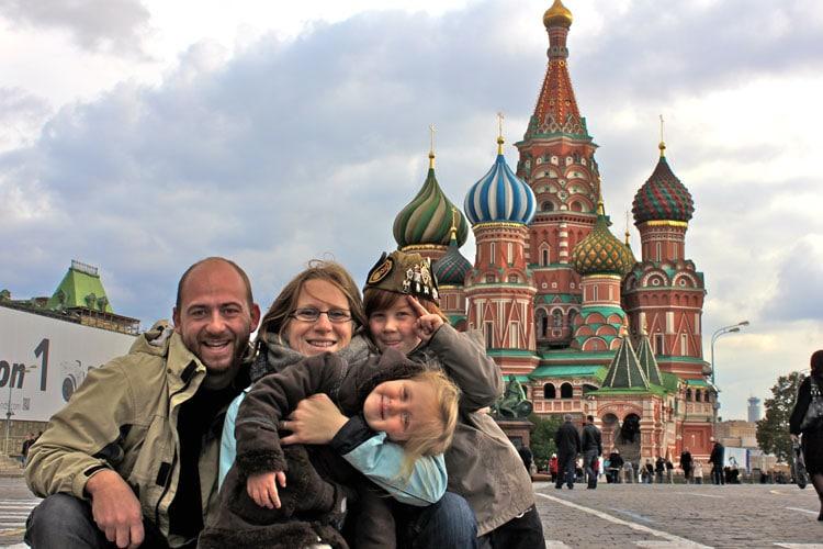 Akili Family tour du monde en famille en camping car