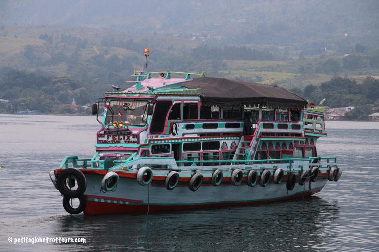 Ferry pour Tuk Tuk - Parapat