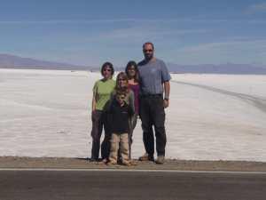 Famille Poos - tour du monde en famille en camping car