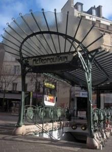 Métro Paris