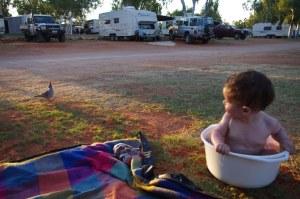 premier voyage avec bébé