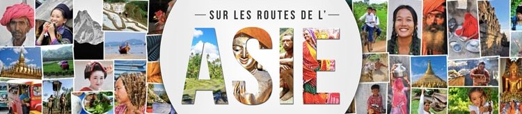 Sur les routes de l'Asie podcast