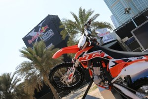 X Fighters 2015 Abu Dhabi