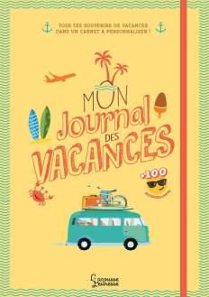 journal de mes vacances larousse