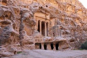 jordanie en famille petit petra