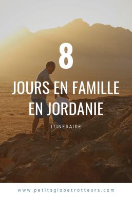 jordanie en famille