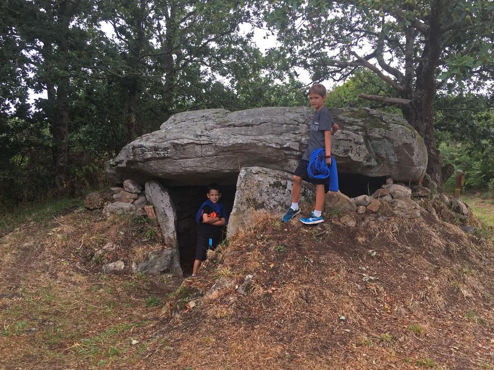 dolmen morbihan