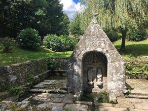 fontaine geocache morbihan