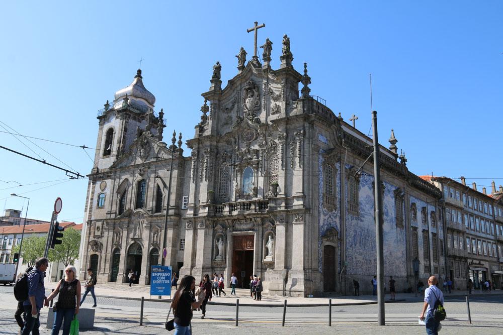église de porto
