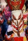 Masque de fantôme - Phit ta Khon - photo de Surakrit