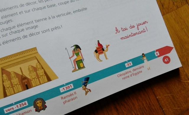 Montessori histoire du monde chronologie