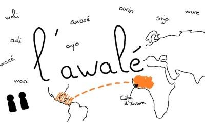 30 jours 30 jeux : l'Awalé de Côte d'Ivoire