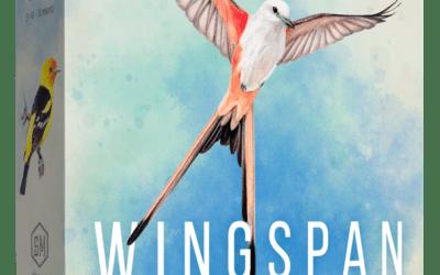 Wingspan, un jeu sur les oiseaux