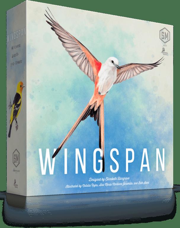 Wingspan, jeu sur les oiseaux