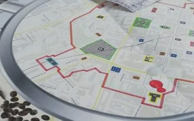 Un jeu de piste pour découvrir la ville de Brest
