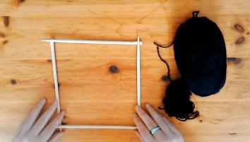 Matériel atelier tissage